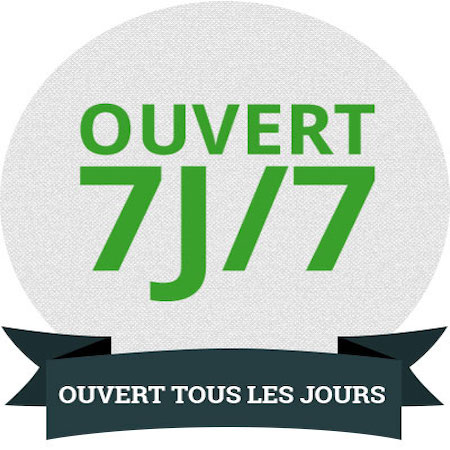 Intervention 7j/7